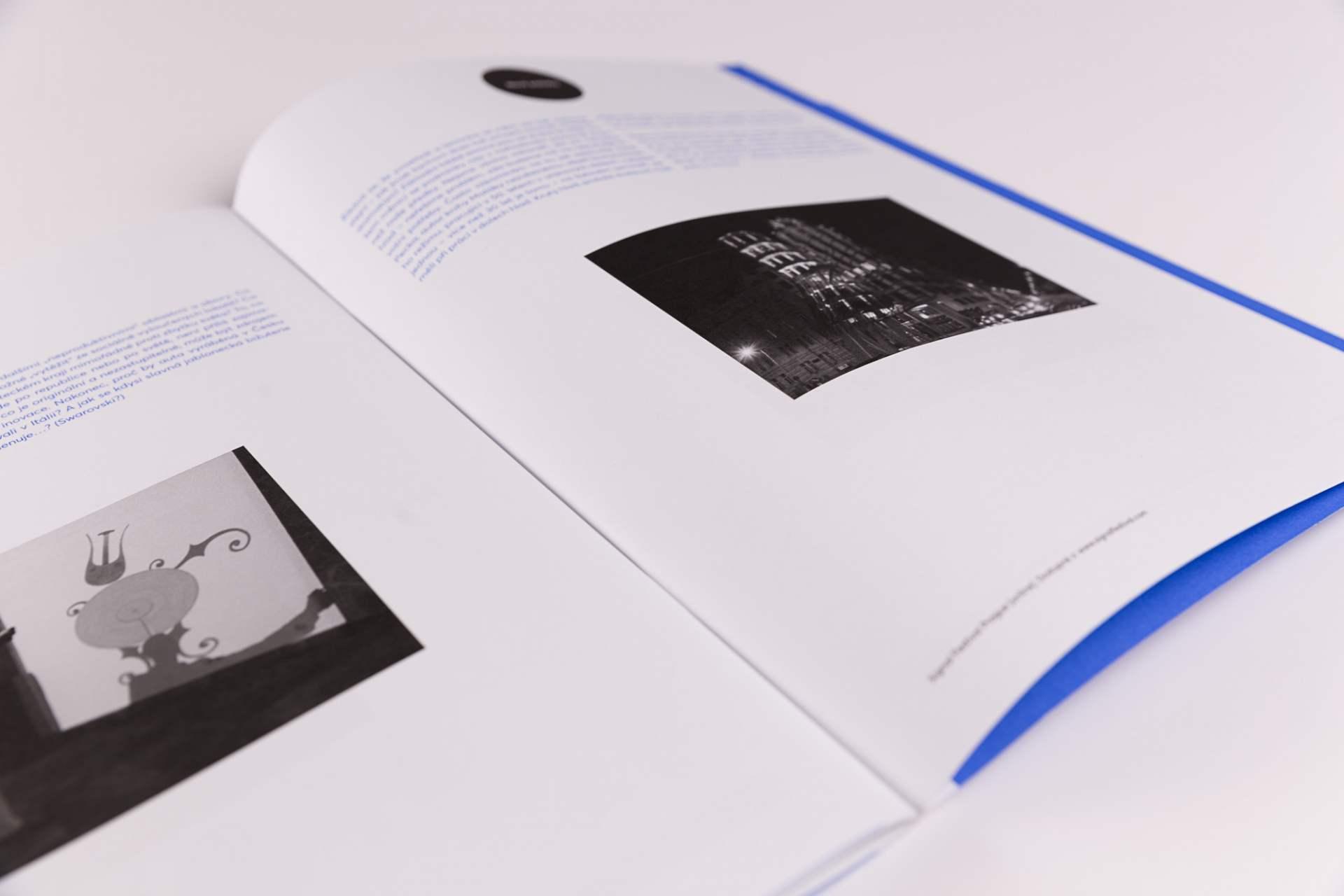 Čítanka kreativních průmyslů. Edice FUD.  Foto Tereza Vlasáková
