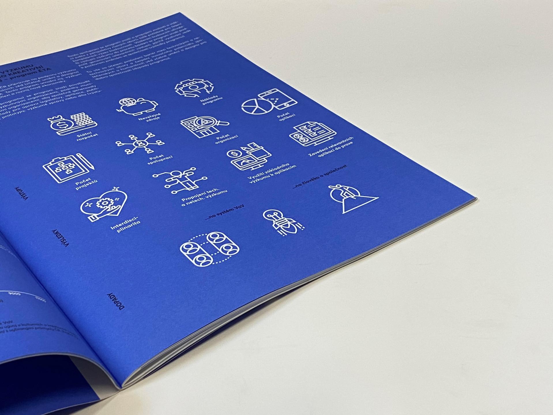 Čítanka kreativních průmyslů. Edice FUD.  Foto Klára Mrkusová