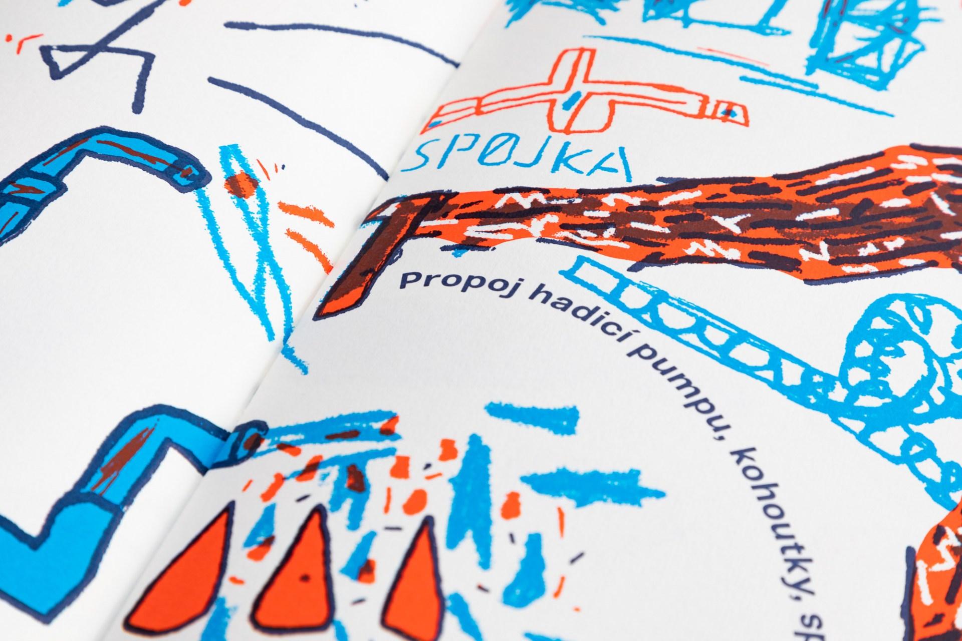 Exprese, vztahy a procesy. Edice FUD. Foto Tereza Vlasáková