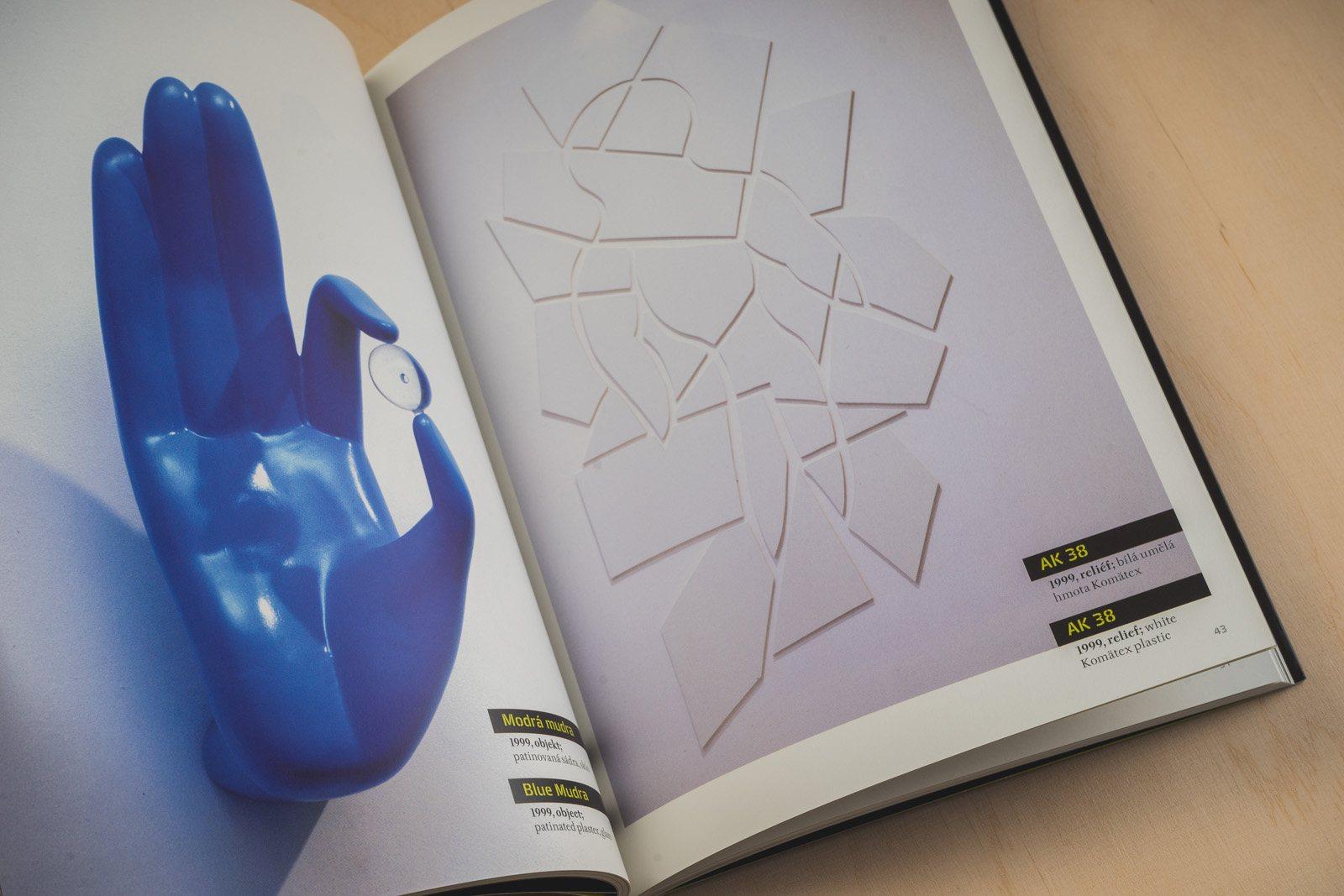 Hand-Book. Pavel Kopřiva. Edice FUD. Foto Jiří Dvořák