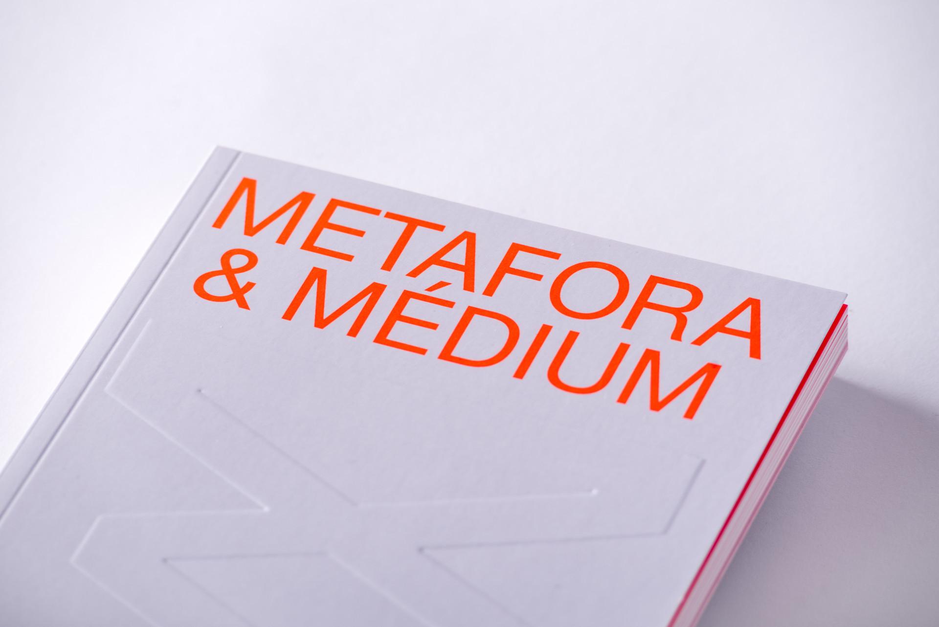Metafora a médium. Edice FUD. Foto Dany Vigil