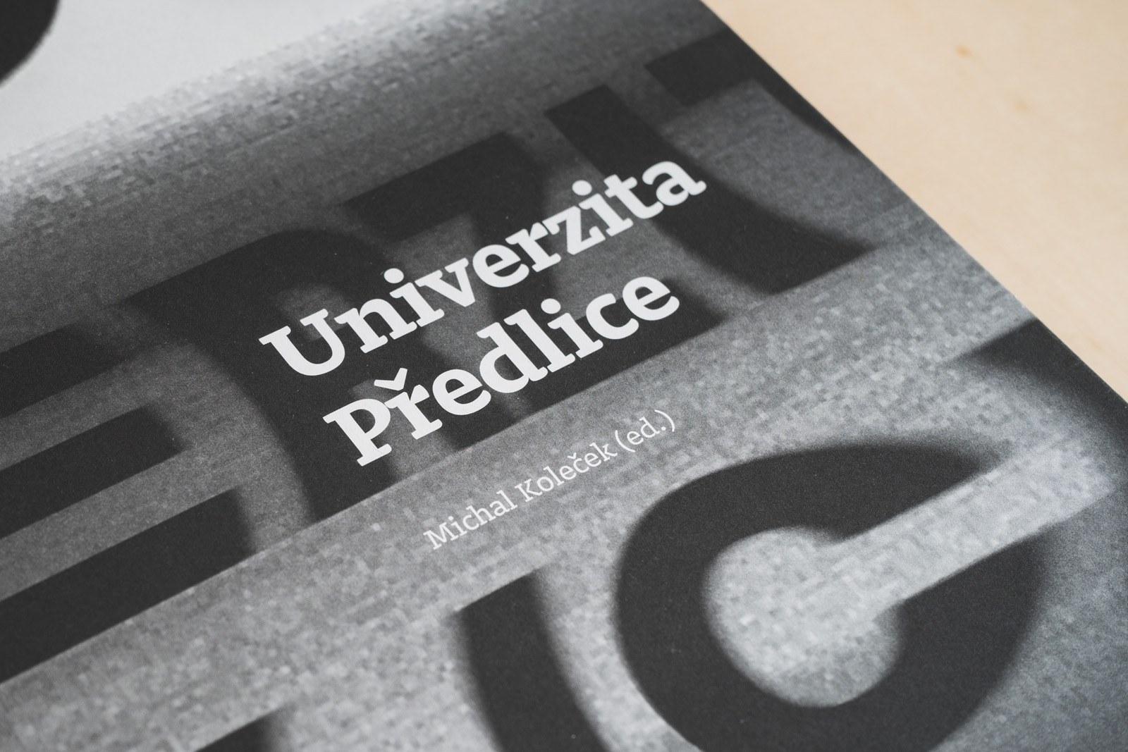Univerzita Předlice. Edice FUD. Foto Jiří Dvořák